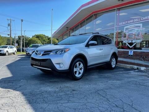 2014 Toyota RAV4 for sale at USA Motor Sport inc in Marlborough MA