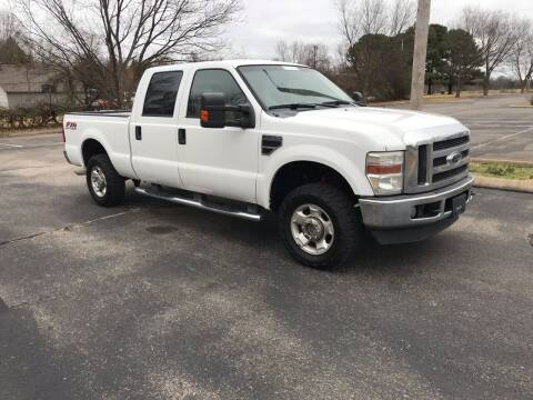 2010 Ford F-250 Super Duty for sale at Rickman Motor Company in Somerville TN