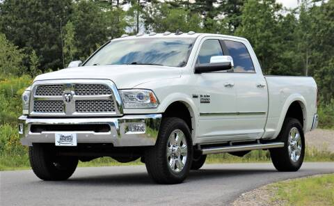 2017 RAM Ram Pickup 2500 for sale at Miers Motorsports in Hampstead NH