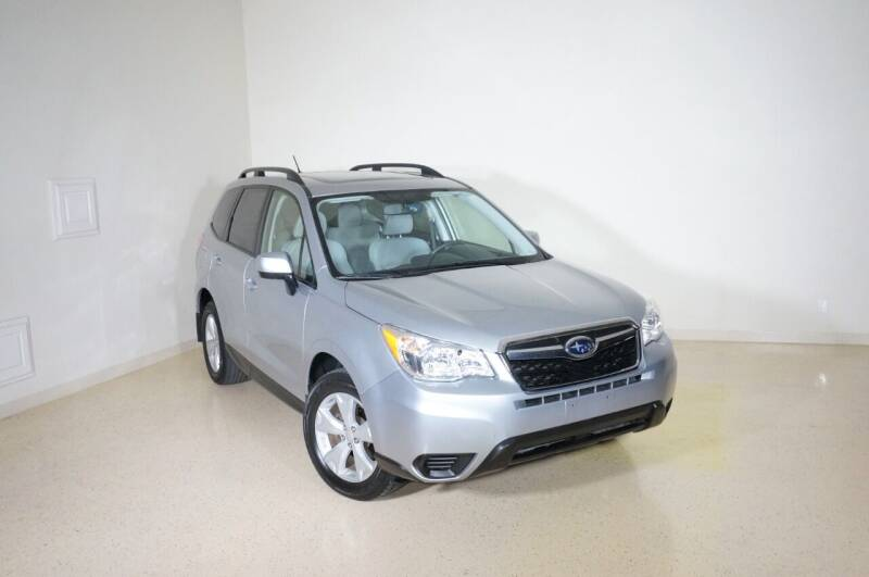 2015 Subaru Forester for sale at TopGear Motorcars in Grand Prarie TX