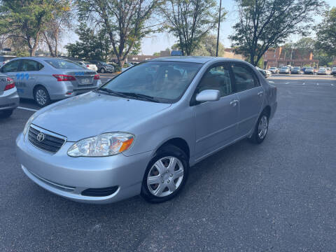 2006 Toyota Corolla for sale at Modern Auto in Denver CO
