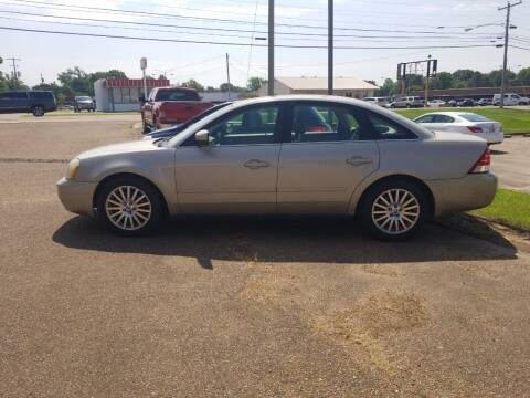 2006 Mercury Montego for sale at Frontline Auto Sales in Martin TN