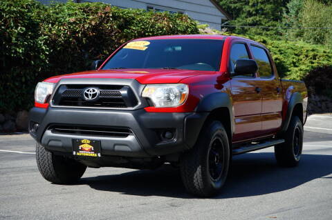 2015 Toyota Tacoma for sale at West Coast Auto Works in Edmonds WA