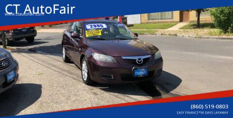2007 Mazda MAZDA3 for sale at CT AutoFair in West Hartford CT