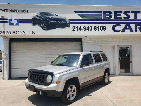 2014 Jeep Patriot for sale at Best Royal Car Sales in Dallas TX