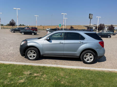 2014 Chevrolet Equinox for sale at GILES & JOHNSON AUTOMART in Idaho Falls ID