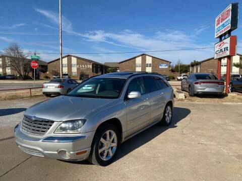 2005 Chrysler Pacifica for sale at Car Gallery in Oklahoma City OK