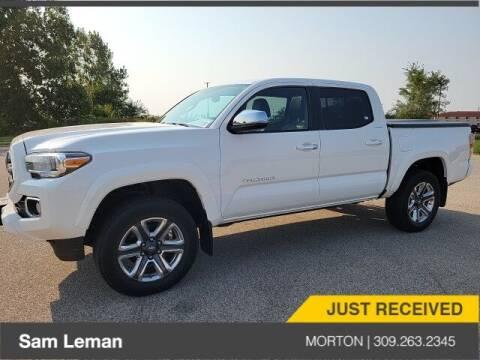 2016 Toyota Tacoma for sale at Sam Leman CDJRF Morton in Morton IL