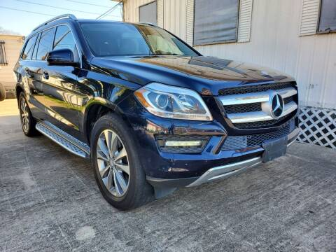 2013 Mercedes-Benz GL-Class for sale at Zora Motors in Houston TX