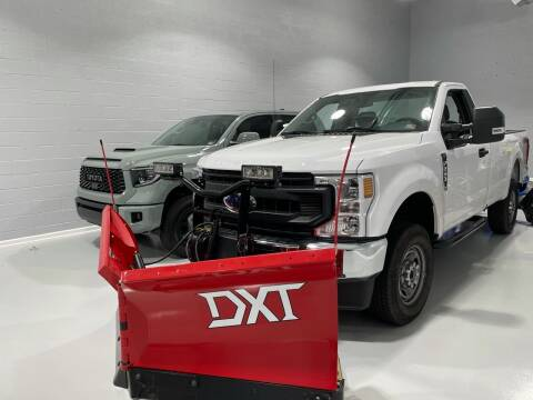 2020 Ford F-250 Super Duty for sale at POTOMAC WEST MOTORS in Springfield VA