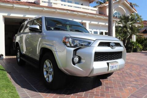 2017 Toyota 4Runner for sale at Newport Motor Cars llc in Costa Mesa CA