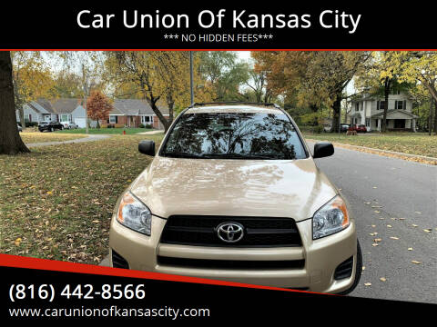 2010 Toyota RAV4 for sale at Car Union Of Kansas City in Kansas City MO