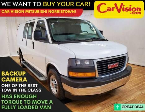 2018 GMC Savana Cargo for sale at Car Vision Mitsubishi Norristown in Trooper PA
