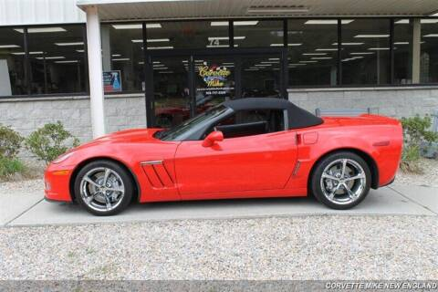 2010 Chevrolet Corvette for sale at Corvette Mike New England in Carver MA