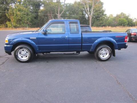 2008 Ford Ranger for sale at Barclay's Motors in Conover NC