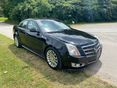 2010 Cadillac CTS for sale at Tennessee Valley Wholesale Autos LLC in Huntsville AL