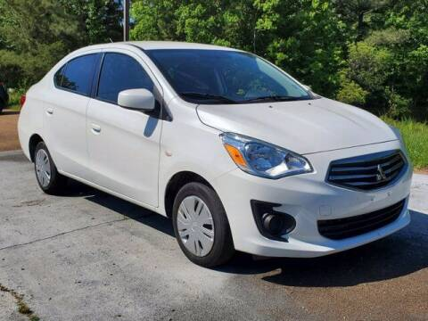 2018 Mitsubishi Mirage G4 for sale at Southeast Autoplex in Pearl MS
