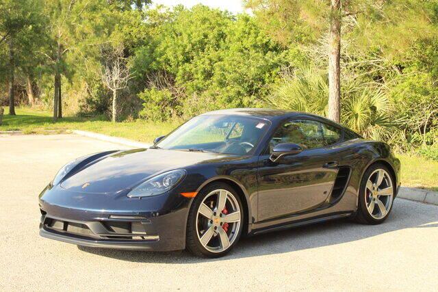 2019 Porsche 718 Cayman for sale in Sarasota, FL