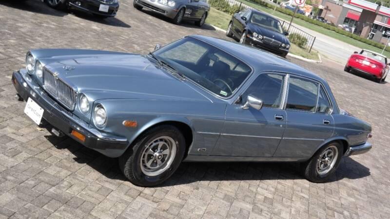 1982 Jaguar XJ-Series for sale at Cars-KC LLC in Overland Park KS