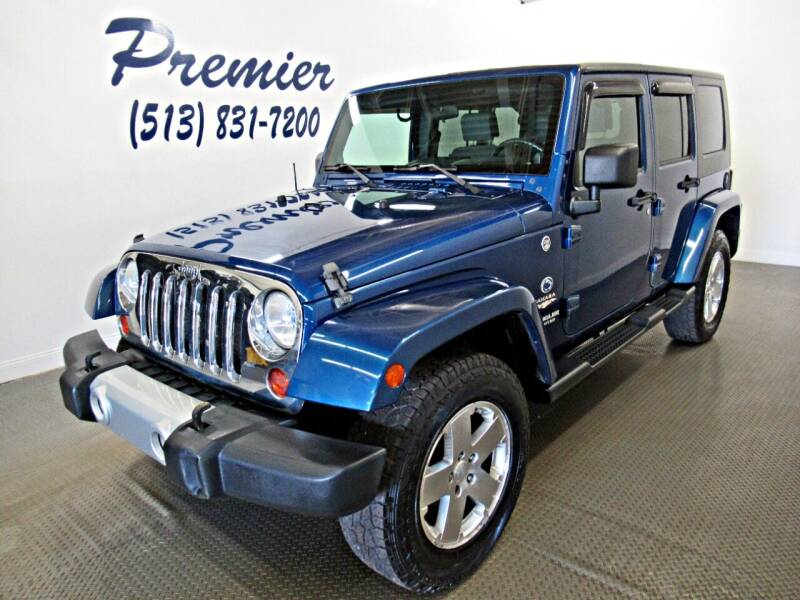 2009 Jeep Wrangler Unlimited for sale in Milford, OH