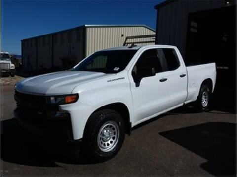2019 Chevrolet Silverado 1500 for sale at CENTURY TRUCKS & VANS in Grand Prairie TX