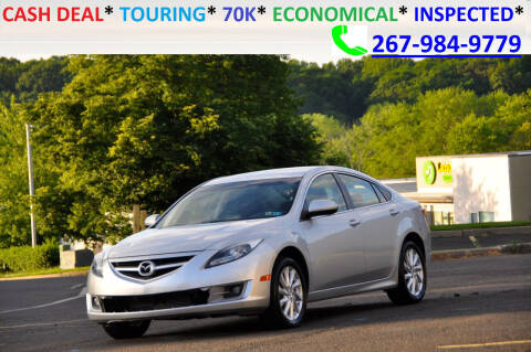 2013 Mazda MAZDA6 for sale at T CAR CARE INC in Philadelphia PA