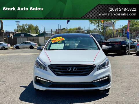 2015 Hyundai Sonata for sale at Stark Auto Sales in Modesto CA
