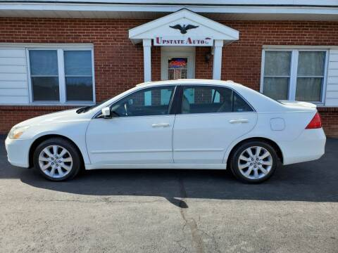 2007 Honda Accord for sale at UPSTATE AUTO INC in Germantown NY