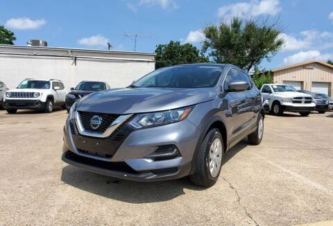 2020 Nissan Rogue Sport for sale at International Auto Sales in Garland TX