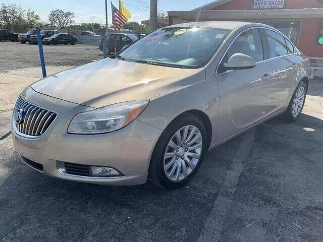 2011 Buick Regal for sale at D&S Auto Sales, Inc in Melbourne FL