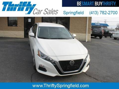 2020 Nissan Altima for sale at Thrifty Car Sales Springfield in Springfield MA