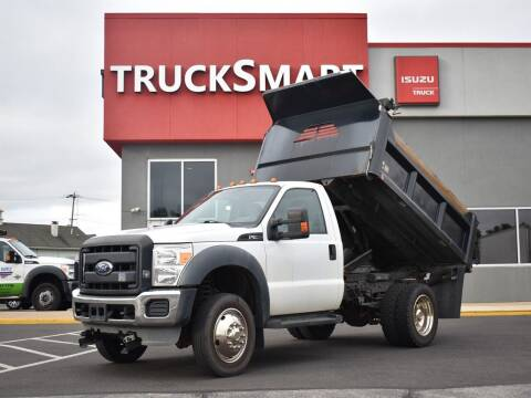 2011 Ford F-550 Super Duty for sale at Trucksmart Isuzu in Morrisville PA