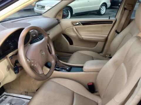 2003 Mercedes-Benz C-Class for sale at JacksonvilleMotorMall.com in Jacksonville FL