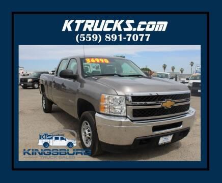 2013 Chevrolet Silverado 2500HD for sale at Kingsburg Truck Center in Kingsburg CA