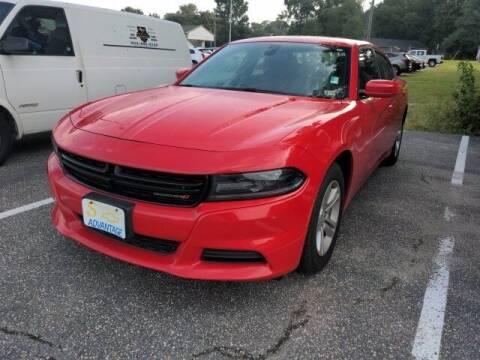 2019 Dodge Charger for sale at Strosnider Chevrolet in Hopewell VA
