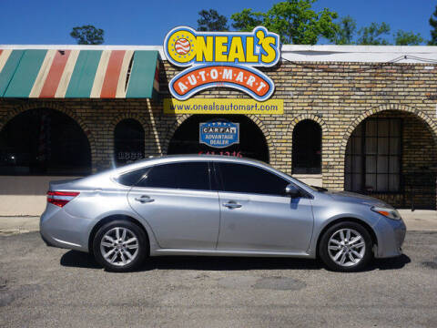 2015 Toyota Avalon for sale at Oneal's Automart LLC in Slidell LA