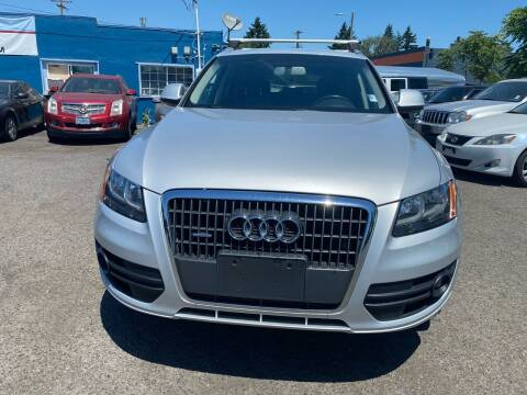 2012 Audi Q5 for sale at JZ Auto Sales in Happy Valley OR