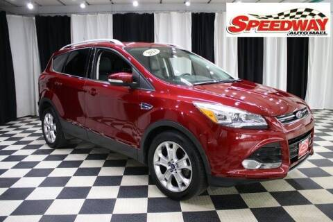 2014 Ford Escape for sale at SPEEDWAY AUTO MALL INC in Machesney Park IL