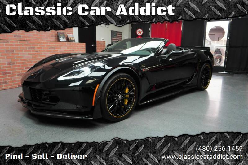 2016 Chevrolet Corvette for sale at Classic Car Addict in Mesa AZ