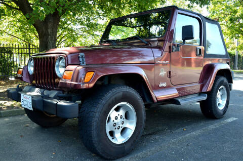 2002 Jeep Wrangler for sale at Wheel Deal Auto Sales LLC in Norfolk VA