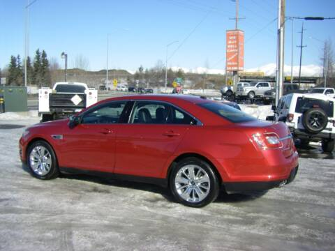 2012 Ford Taurus for sale at NORTHWEST AUTO SALES LLC in Anchorage AK