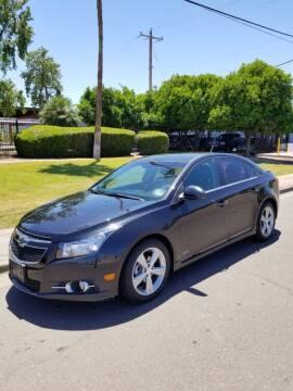 2012 Chevrolet Cruze for sale at Premier Motors AZ in Phoenix AZ