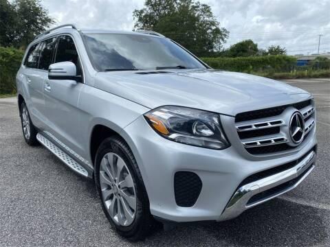 2017 Mercedes-Benz GLS for sale at JOE BULLARD USED CARS in Mobile AL