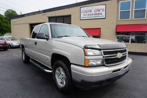 2007 Chevrolet Silverado 1500 Classic for sale at I-Deal Cars LLC in York PA