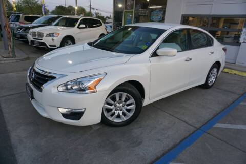 2014 Nissan Altima for sale at Industry Motors in Sacramento CA