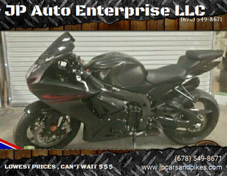 2017 Suzuki GSX-R600 for sale at JP Auto Enterprise LLC in Duluth GA