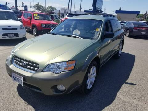 2007 Subaru Outback for sale at Showcase Luxury Cars II in Pinedale CA