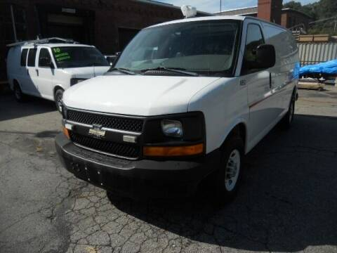 2008 Chevrolet Express Cargo for sale at MOTTA AUTO SALES in Methuen MA