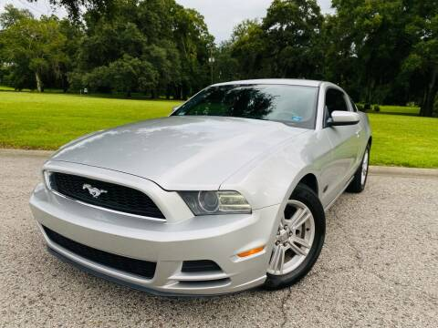 2013 Ford Mustang for sale at FLORIDA MIDO MOTORS INC in Tampa FL