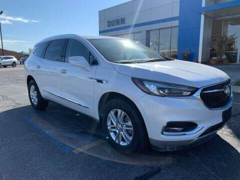 2019 Buick Enclave for sale at Dunn Chevrolet in Oregon OH